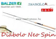 BALZER Diabolo Neo Spin 70 pergető bot 2,4m 25-70g (11033240)
