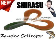 Balzer Shirasu Zander Collector  gumihal 12cm 15g (0013676212) Motoroil
