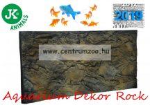 JK Aquarium GiantRock 3D 80-as akvárium, terrárium háttér 78x38cm méretben (TQH80)