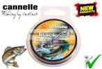 Cannelle Blackflex 7szálas köthető harapásálló előke 5kg 10m  (718-10)