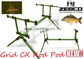 Radical Carp Grid CX Carology rodpod bottartó (8402031)