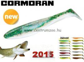 Cormoran K-Don S9 prémium gumihal 13cm GREEN-WHITE-PEARL  (51-28303)