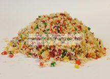 CCMoore - Meggablend Fruit 1kg - gyümölcsös Madáreleség és Piskótaörlemény keverék