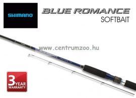 """Shimano bot BLUE ROMANCE SB 8'0"""" 244cm (BRSBT80721) pergető bot"""