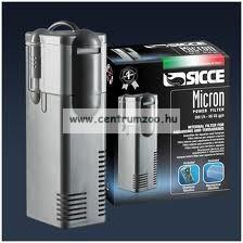 SICCE MICRON ADV. 300 - 300 l/h belső szűrő