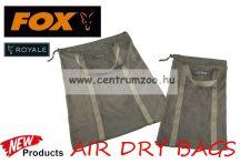 Fox Royale® Air Dry Bags Large bojli szárító, csalis táska (CLU272)