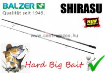 Balzer - Shirasu Hard Big Bait Rute 2,42m 85-160g- pergető bot (11572242)