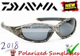 Daiwa Infinity Camo Polarized Sunglasses - GRY LENS 2018NEW modell (ICPSG1)(209288)