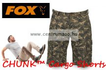 FOX CHUNK™ Cargo Shorts - Large Lightweight Camo (CPR523)