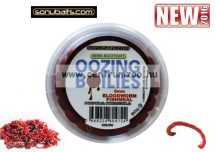 Sonubaits Oozing Semi-Buoyant 8mm pop-up Bloodworm - szúnyoglárva ízű (SOB/BW)