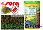 Sera Cichlid Green 1000ml sügértáp - gazdaságos kiszerelés (00213)