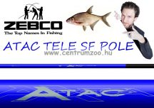 ZEBCO ATAC TELE 700 SF POLE spicc bot 7,00m  (10005700)