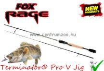 """FOX Rage Terminator® Pro V Jig 6'6"""" 198cm 14-35g 2rész pergető bot (NRD211)"""
