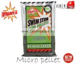 Dynamite Baits Swim Stim Natural Micro Betaine Green pellet 1mm 900g (DY141)