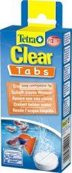 Tetra Clear Tabs 12tbl zavaros víz esetére