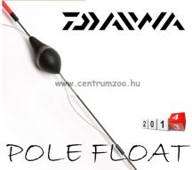DAIWA POLE FLOAT 4-4x12 úszó  (DPF4-4X12)(193609)
