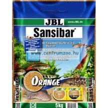 JBL Sansibar Orange akváriumi kavics aljzat  5kg (JBL67064)