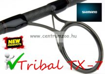 Shimano bot Tribal TX-7 13ft Intensity 3,96cm 3,5+lb bojlis bot (TX713INT) bojlis bot
