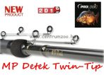 Prologic MP Detek Twin-Tip 10' 1.75 - 2sec pontyos bot  (49829)