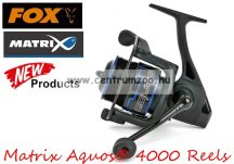 FOX Matrix Aquos ® 4000 Reel feeder orsó (GRL009)