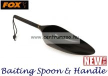 FOX Baiting Spoon & Handle For Carp Fishing etető lapát (CAC505)