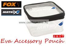 FOX Matrix EVA® PVC Clear Accessory Pouch  aprócikkes táska18x18x10cm (GLU050)