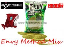 Bait-Tech Envy Green Hemp & Halibut Method Mix 2kg (2500012)
