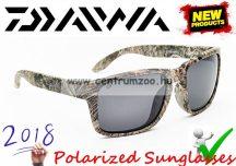 Daiwa Infinity Camo Polarized Sunglasses - GRY LENS 2018NEW modell (ICPSG2)(209289)