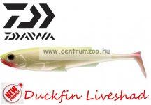 Daiwa Duckfin Liveshad prémium gumihal 10cm 3db Lemon Pearl (16705-007)