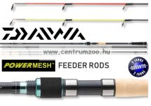 Daiwa Powermesh Medium Feeder 3,60m -100g feeder bot (11780-366)