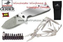 Winchester® Winframe & Ironsight Combo kés és multifogó szett Amerikából (003538)