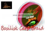 Radical Carp BASILISK CARP BRAID 0,23mm 25lb 350m 11,3kg RED fonott zsinór