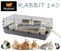 Ferplast Rabbit 140 Full felszerelt nyúlketrec NEW (57051414)