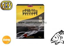 SBS High Oil Halibut Pellets 1kg (27104)