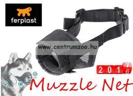 Ferplast Muzzle Net Medium kényelmes szájkosár