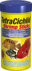 Tetra Cichlid Shrimp Sticks 250ml sügértáp