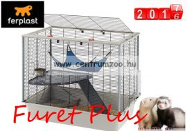 Ferplast Furet Plus Full felszerelt görény ketrec NEW