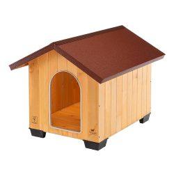 Ferplast Domus Large fa kutyaház  81,5 x 102,5 x h 78 cm