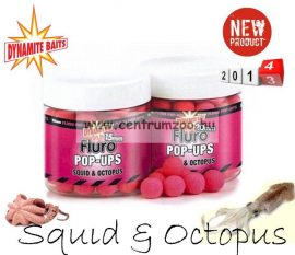 Dynamite Baits Squid & Octopus bojli Fluro Pop-Up (DY555 DY564 DY565)