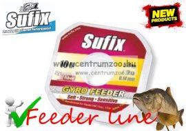Sufix Gyro Feeder előke zsinór 10m