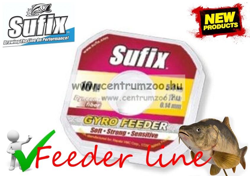 Sufix Gyro Feeder előke zsinór 10m horogelőkéhez - Díszállat és ... f99549625b