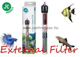 JK Animals Atman JK-H25W automata hőfokszabályzós vízmelegítő  25W (14040)