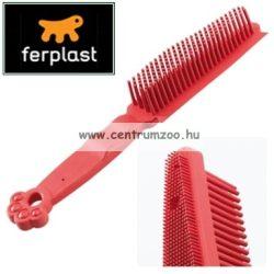 Ferplast Professional 5941  szőrzet ápoló gumifésű