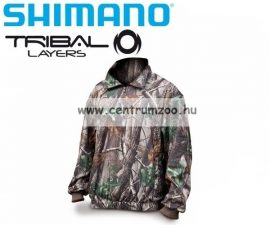 Shimano TRIBAL HALFZIP FLEECE HD NEW (SHTRHZFL.)
