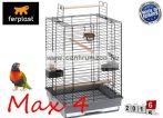 Ferplast Max 4 erős papagáj kalitka prémium (55023517)