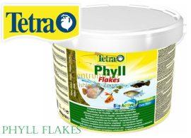 Tetra Phyll Flakes 10 liter lemezes díszhaltáp