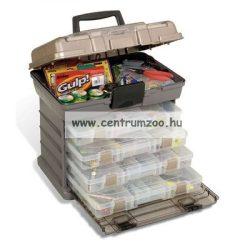 Plano 1374- 01 Guide-Series 4 dobozos láda szürke-ezüst