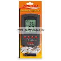 Sera Reptil Thermo / Hygrometer terráriumba (páratartalom és hőmérő) (32032)