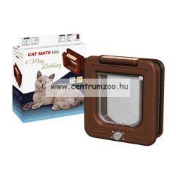 CAT MATE ELITE 4 FUNKCIÓS MACSKAAJTÓ - BARNA (307B)