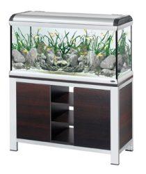 Ferplast Star 120 Exclusiv Premium Aquarium komplett  akvárium